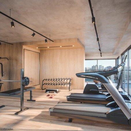 Fitness dos Apartamentos
