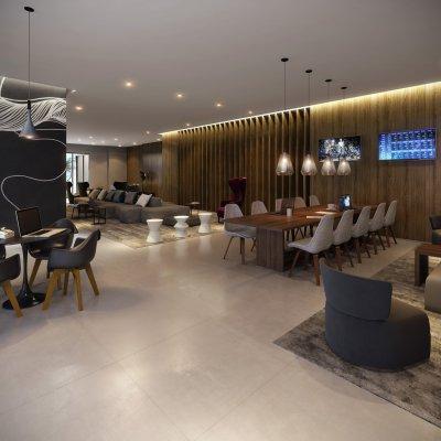 Lounge e Coworking